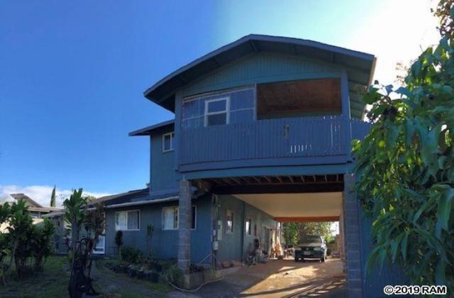 3616 Piikea Pl, Makawao, HI 96768 (MLS #382014) :: Maui Estates Group