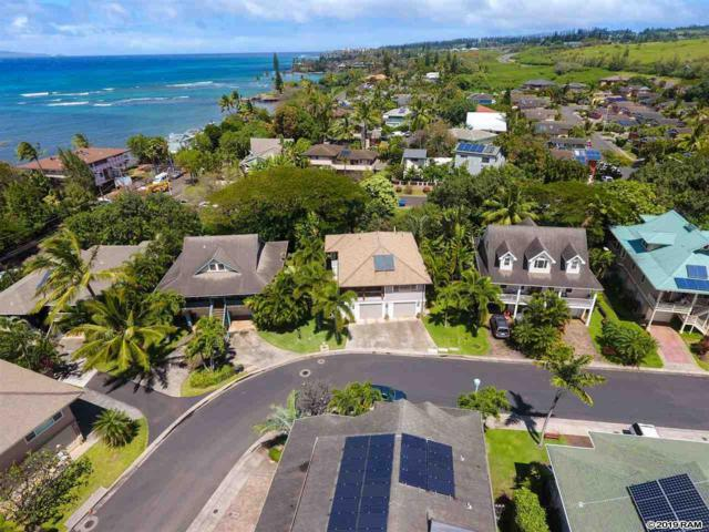 29 Hua Nui Way, Lahaina, HI 96761 (MLS #382095) :: Maui Estates Group