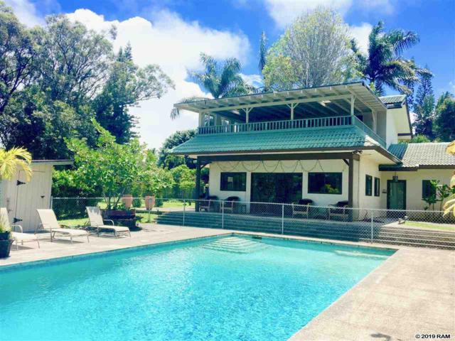 1555 W Kuiaha Rd, Haiku, HI 96708 (MLS #382107) :: Keller Williams Realty Maui