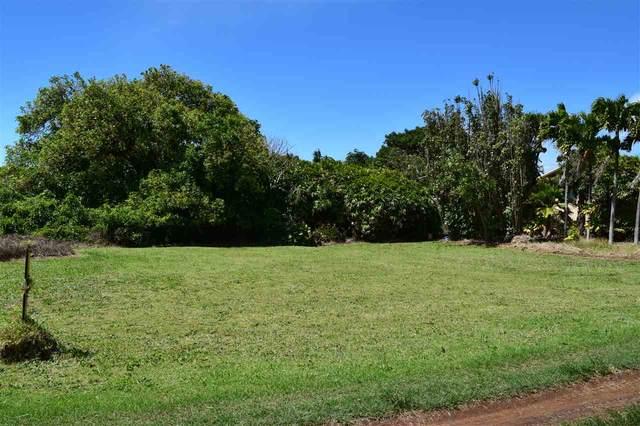 71 Pamakani Pl A, Makawao, HI 96768 (MLS #382110) :: Hawai'i Life