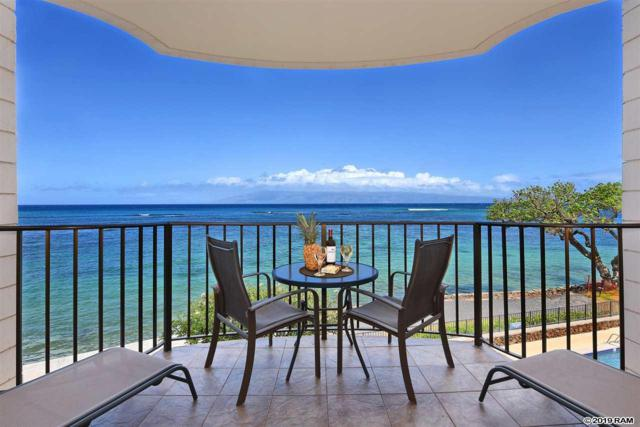 4471 Lower Honoapiilani Rd #303, Lahaina, HI 96761 (MLS #382296) :: Maui Estates Group