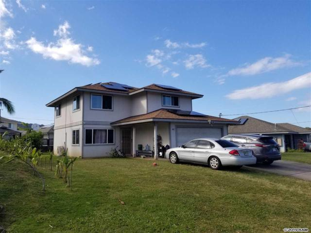 102 Omilu St, Wailuku, HI 96732 (MLS #382345) :: Coldwell Banker Island Properties