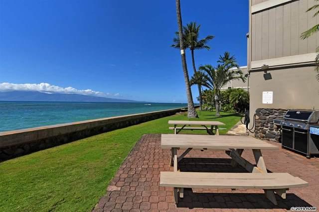 4435 Lower Honoapiilani Rd #131, Lahaina, HI 96761 (MLS #382377) :: Maui Estates Group