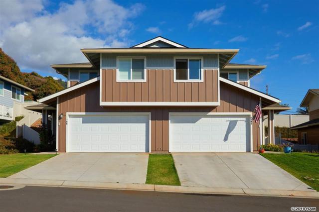147 Hoolaau St #42, Wailuku, HI 96793 (MLS #382404) :: Maui Estates Group