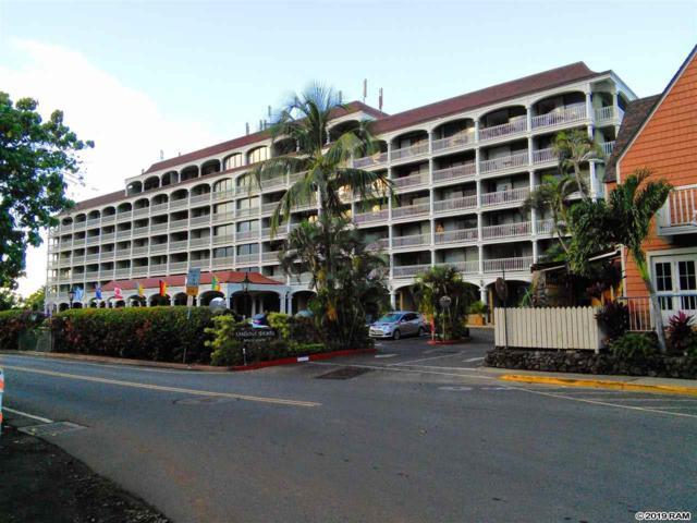 475 Front St #508, Lahaina, HI 96761 (MLS #382492) :: Maui Estates Group