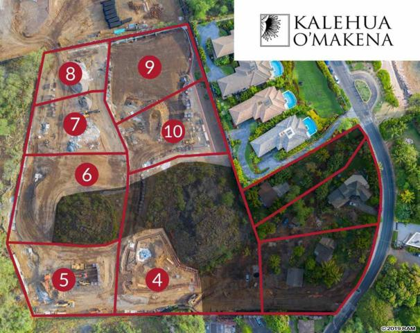 5405 Makena Rd Lot 4, Kihei, HI 96753 (MLS #382614) :: Maui Estates Group