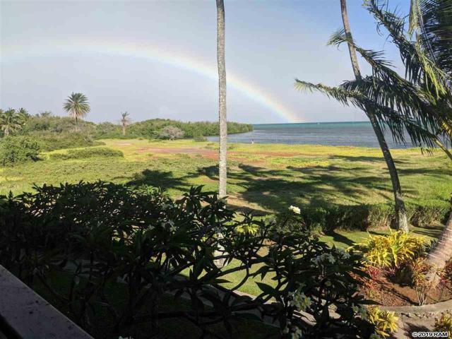 7142 Kamehameha V Hwy C204, Kaunakakai, HI 96748 (MLS #382624) :: Coldwell Banker Island Properties