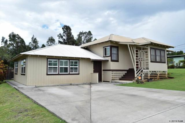 20 Aoiki St, Makawao, HI 96768 (MLS #382625) :: Maui Estates Group