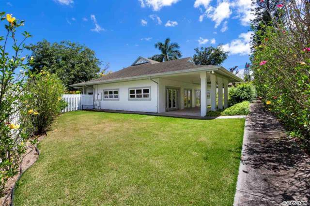 2860 Ualani Pl, Pukalani, HI 96768 (MLS #382696) :: Elite Pacific Properties LLC