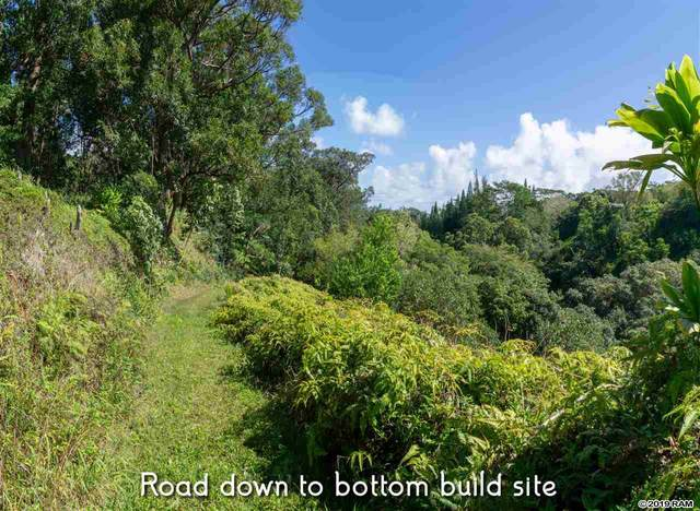 471 A Ulumalu Rd A, Haiku, HI 96708 (MLS #382719) :: Keller Williams Realty Maui