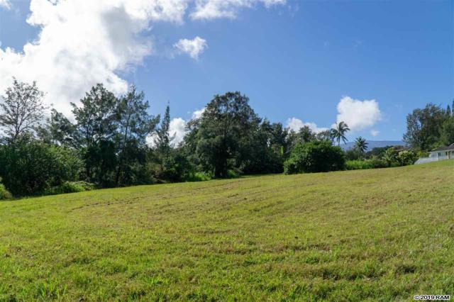 471 B Ulumalu Rd B, Haiku, HI 96708 (MLS #382724) :: Keller Williams Realty Maui
