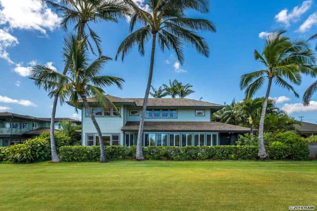 2409 Waipua St, Paia, HI 96779 (MLS #382737) :: Elite Pacific Properties LLC