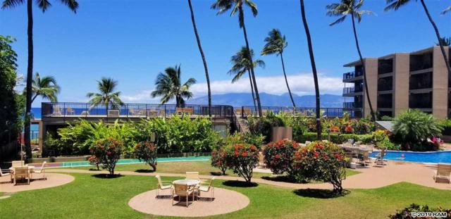3823 Lower Honoapiilani Rd #117, Lahaina, HI 96761 (MLS #382806) :: Elite Pacific Properties LLC