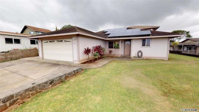 22 Kino St, Pukalani, HI 96768 (MLS #382809) :: Maui Estates Group