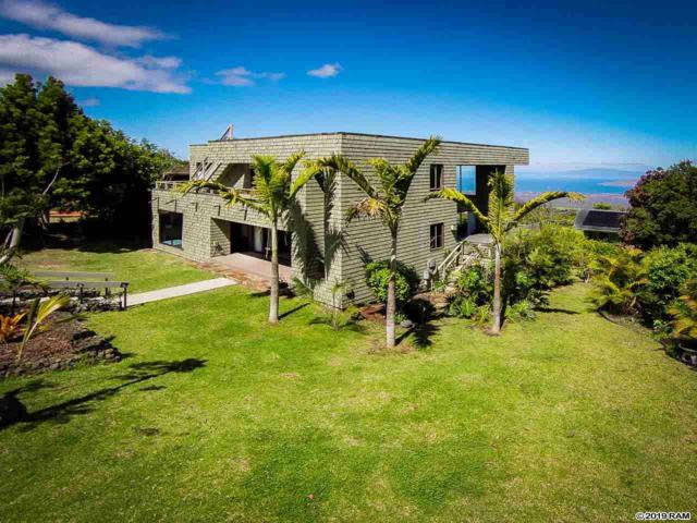 521 Kolohala Dr, Kula, HI 96790 (MLS #382854) :: Coldwell Banker Island Properties