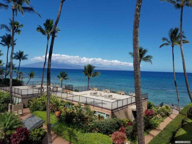 3823 Lower Honoapiilani Rd #304, Lahaina, HI 96761 (MLS #383145) :: Elite Pacific Properties LLC