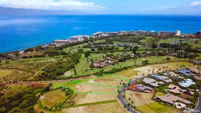 344 Anapuni Loop Lanikeha Lot 40, Lahaina, HI 96761 (MLS #383182) :: Maui Estates Group