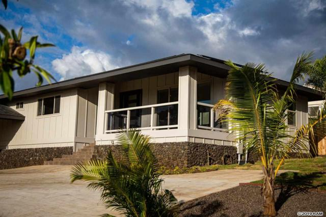 35 Mohala Pl Unit B, Pukalani, HI 96768 (MLS #383249) :: Elite Pacific Properties LLC