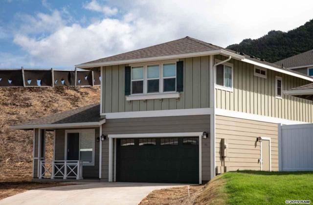 127 Ka'ikena Loop, Wailuku, HI 96793 (MLS #383268) :: Maui Estates Group