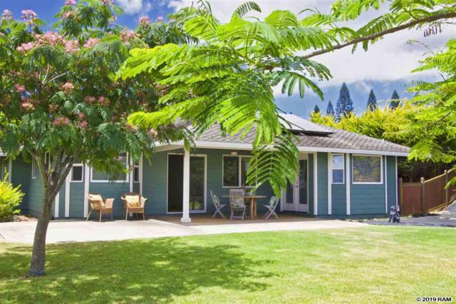 2970 Aina Lani Dr, Makawao, HI 96768 (MLS #383316) :: Elite Pacific Properties LLC