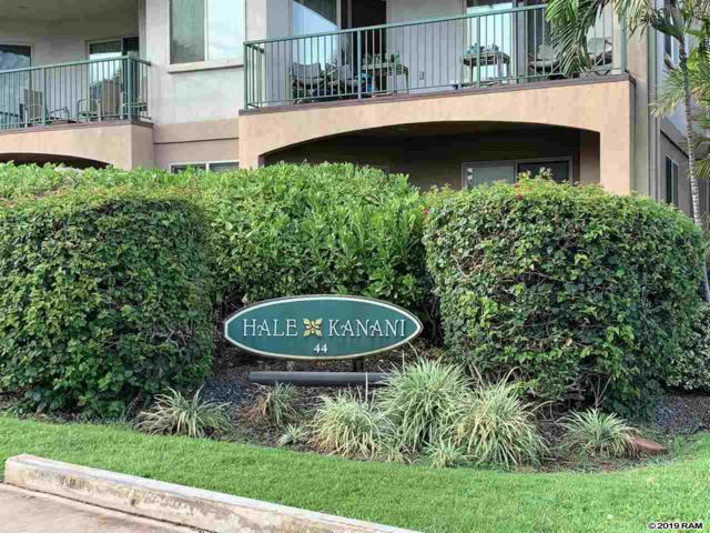 44 Kanani Rd 2-103, Kihei, HI 96753 (MLS #383332) :: Elite Pacific Properties LLC