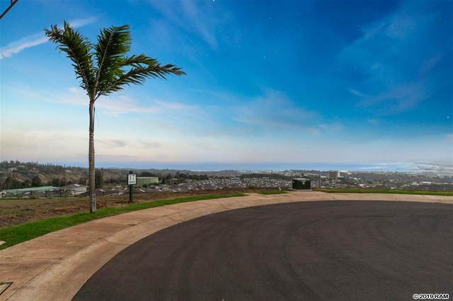 N La'ikeha Pl #17, Wailuku, HI 96793 (MLS #383394) :: Corcoran Pacific Properties