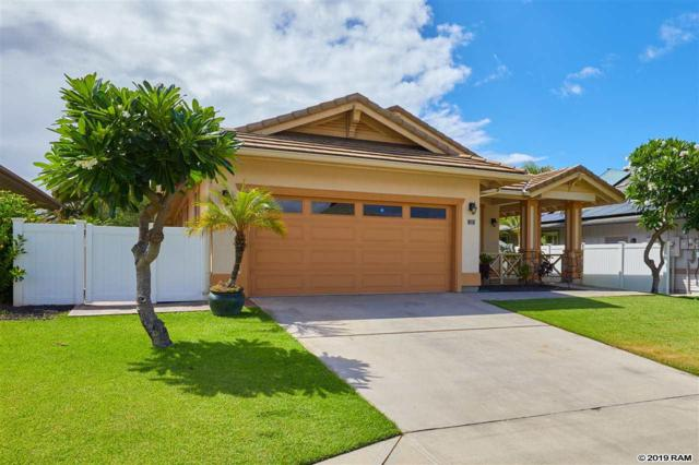 25 Hoku Puhipaka St Lot 5, Kahului, HI 96732 (MLS #383473) :: Maui Estates Group