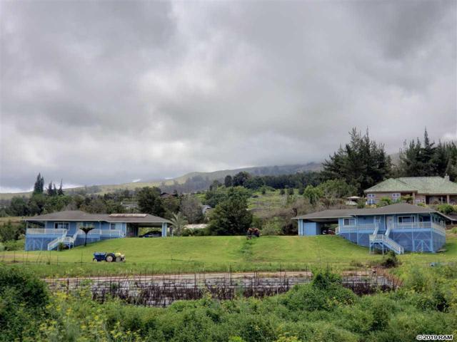 1577 Kekaulike Ave, Kula, HI 96790 (MLS #383580) :: Maui Estates Group