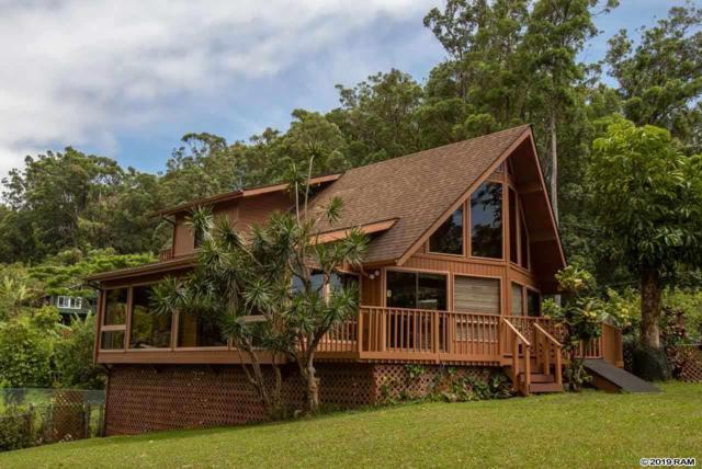 181 Kapuai Rd, Haiku, HI 96708 (MLS #383587) :: Coldwell Banker Island Properties