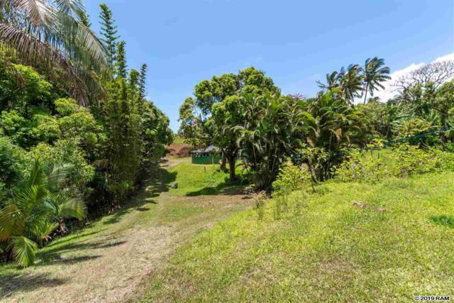 350 Hoolawa Rd, Haiku, HI 96708 (MLS #383599) :: Coldwell Banker Island Properties