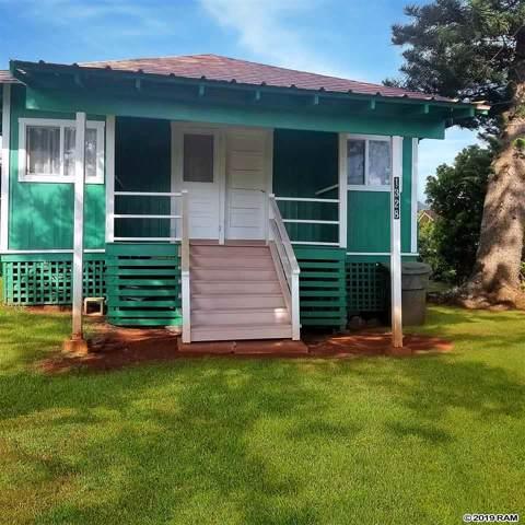 1328 Ilima Ave, Lanai City, HI 96763 (MLS #383790) :: Elite Pacific Properties LLC