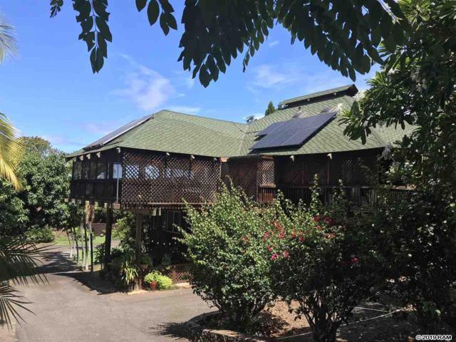 3150 Nahenahe Pl 5-A Maui Meadow, Kihei, HI 96753 (MLS #383793) :: Maui Estates Group