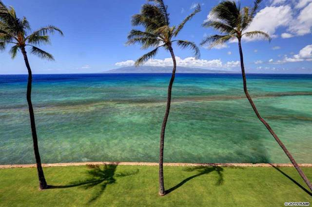 3543 Lower Honoapiilani Rd F403 17Ab, Lahaina, HI 96761 (MLS #383808) :: Maui Estates Group
