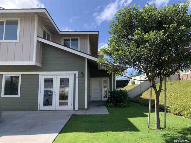 71 Ho'ola'au St Lot 4, Wailuku, HI 96793 (MLS #383847) :: Elite Pacific Properties LLC