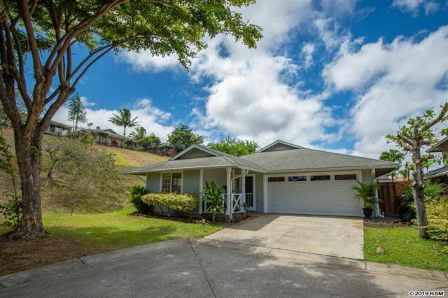 89 Poniu Cir, Wailuku, HI 96793 (MLS #383850) :: Elite Pacific Properties LLC