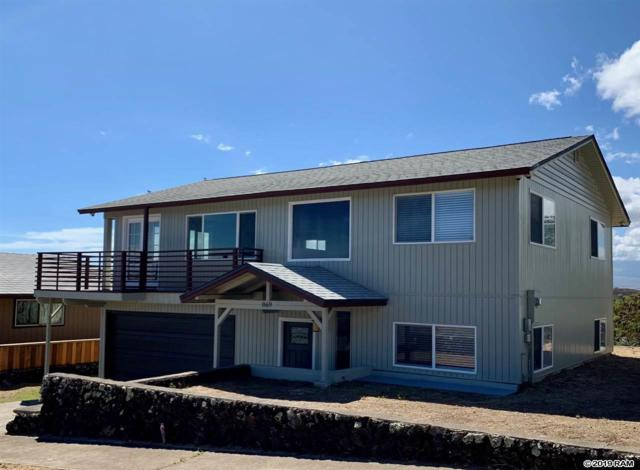 869 Olena St, Wailuku, HI 96793 (MLS #383866) :: Maui Estates Group