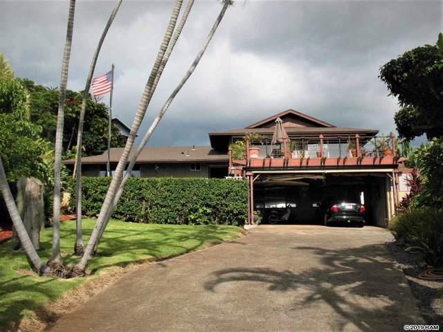 22 Hukilani Pl, Pukalani, HI 96768 (MLS #383885) :: Elite Pacific Properties LLC