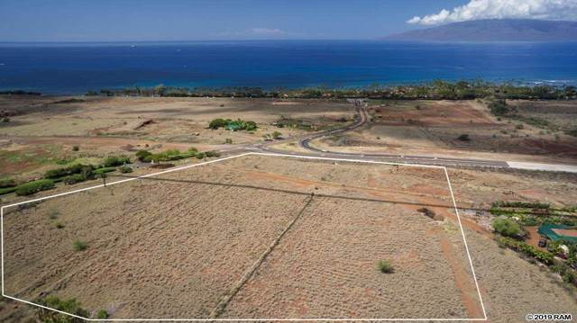 Hokiokio Rd, Lahaina, HI 96761 (MLS #384030) :: Elite Pacific Properties LLC