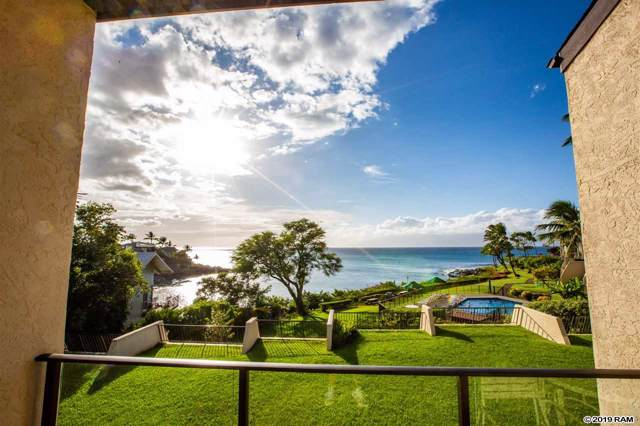 5295 Lower Honoapiilani Rd C43, Lahaina, HI 96761 (MLS #384037) :: Maui Estates Group
