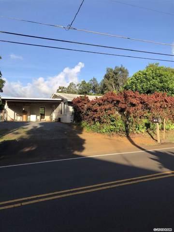 1255 W Kuiaha Rd, Haiku, HI 96708 (MLS #384182) :: Maui Estates Group
