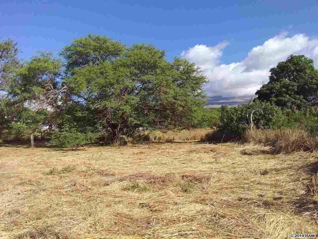 89 Mohala Pl, Pukalani, HI 96768 (MLS #384216) :: Maui Estates Group