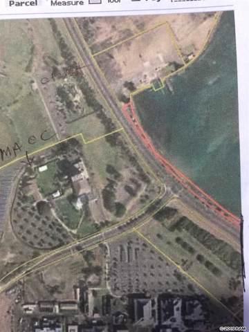 0Kahului Beach Kahului Beach Rd, Wailuku, HI 96793 (MLS #384267) :: Elite Pacific Properties LLC