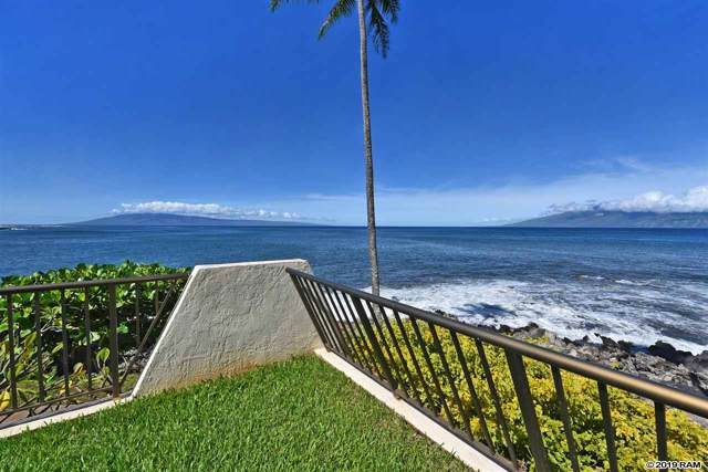 5295 Lower Honoapiilani Rd C-5, Lahaina, HI 96761 (MLS #384310) :: Maui Estates Group