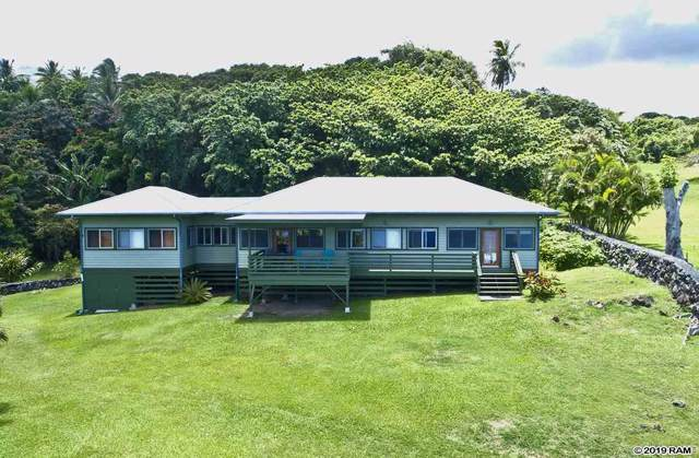 46755 Hana Hwy, Hana, HI 96713 (MLS #384314) :: Maui Estates Group