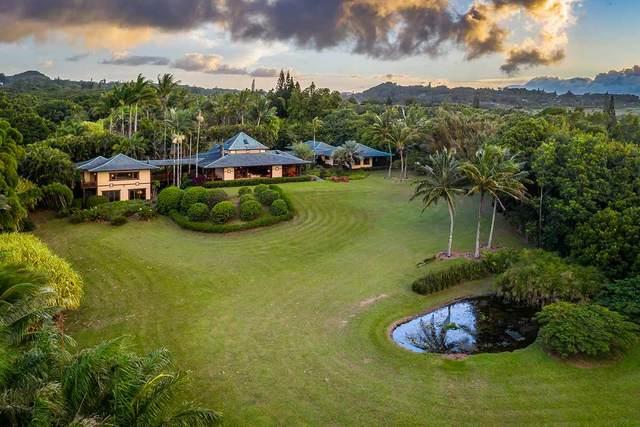 275 Haumana Rd, Haiku, HI 96708 (MLS #384363) :: Corcoran Pacific Properties