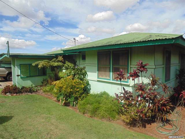 1141 Pookela Rd, Makawao, HI 96768 (MLS #384418) :: Maui Lifestyle Real Estate
