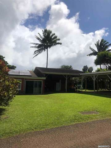 485 Kawelo Rd, Haiku, HI 96708 (MLS #384471) :: Maui Estates Group