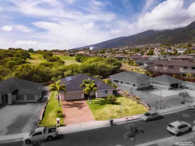 33 Keoneloa St, Wailuku, HI 96793 (MLS #384505) :: Elite Pacific Properties LLC