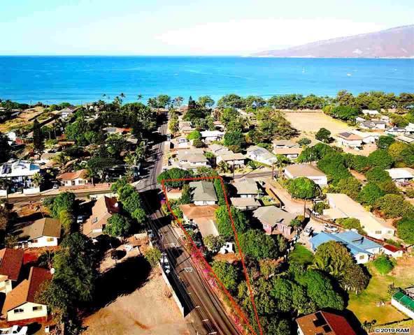95 Ohukai Rd, Kihei, HI 96753 (MLS #384666) :: Maui Estates Group