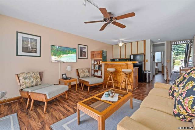 3695 Lower Honoapiilani Rd #109, Lahaina, HI 96761 (MLS #384684) :: Elite Pacific Properties LLC